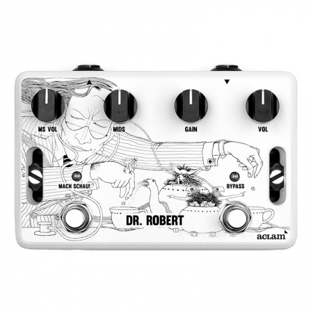 Aclam Guitars Dr. Robert Overdrive