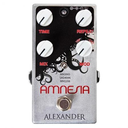 Alexander Amnesia Delay