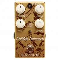 Alexander Golden Summer Reverb