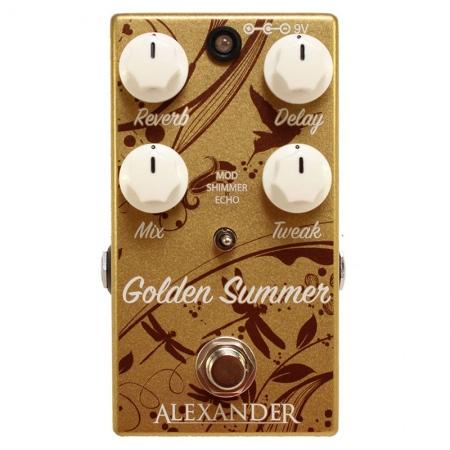 Alexander Golden Summer Reverb