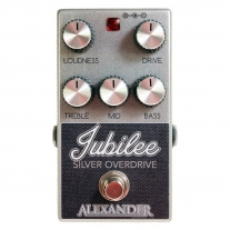 Alexander Jubilee Silver Overdrive