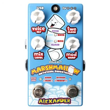 Alexander Marshmallow Pitch-Shifter/Modulator