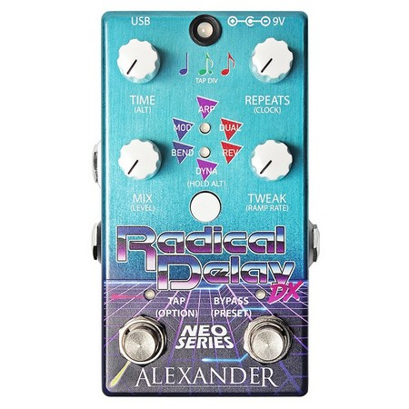 Alexander Radical Delay DX