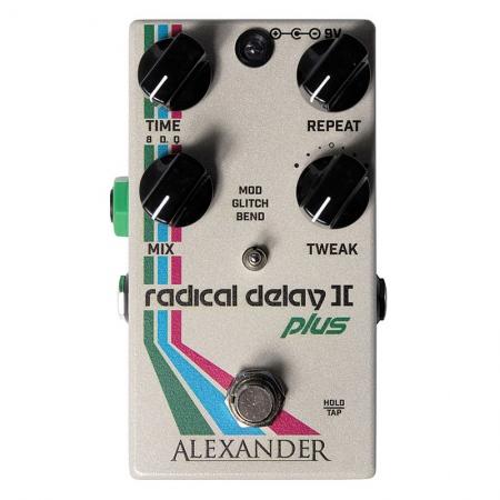 Alexander Radical Delay II Plus