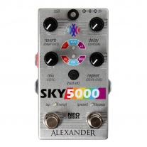 Alexander Sky 5000 Delay/Reverb