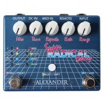 Alexander Super Radical Delay