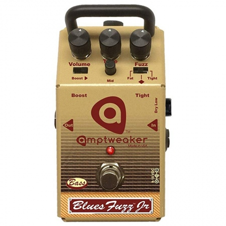 Amptweaker Bass BluesFuzz Jr. Fuzz
