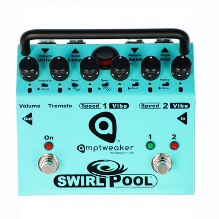 Amptweaker SwirlPool Tremolo/Vibe
