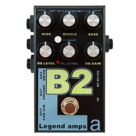 AMT Electronics B2 Preamp
