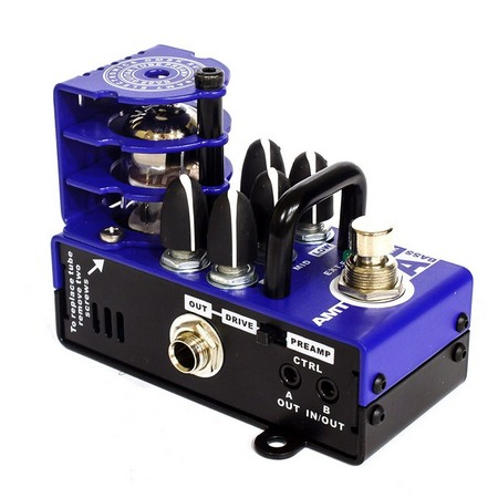 AMT Electronics Bricks A-Bass Preamp