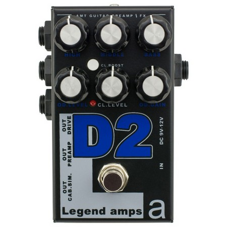 AMT Electronics D-2 Preamp