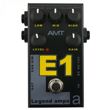 AMT Electronics E1 Preamp