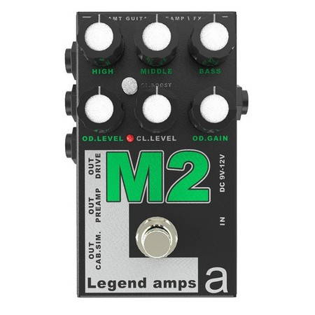 AMT Electronics M2 Preamp