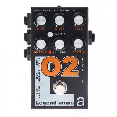 AMT Electronics O2 Preamp