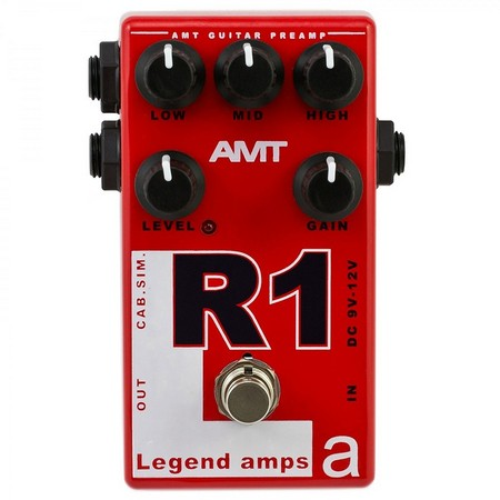 AMT Electronics R1 Preamp