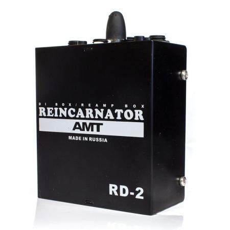 AMT Electronics Reincarnator RD-2 DI-box