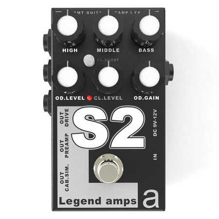 AMT Electronics S2 Preamp