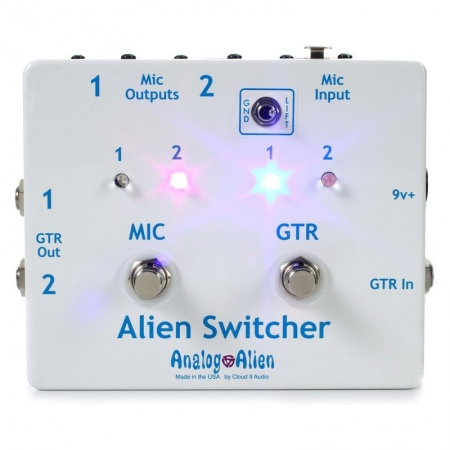 Analog Alien Alien Switcher