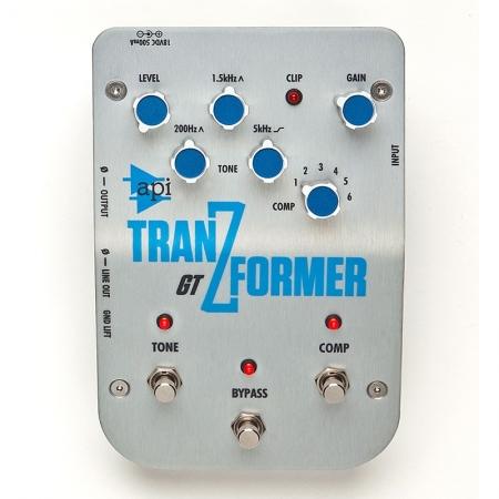 API Audio TranZformer GT Preamp