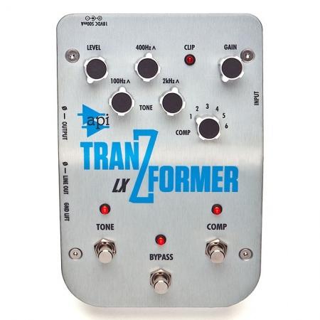 API Audio TranZformer LX Bass Preamp