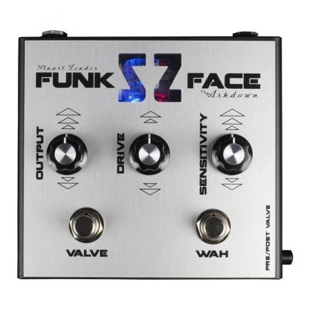 Ashdown Funk Face Twin Dynamic Filter