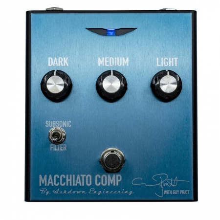 Ashdown Macchiato Bass Compressor