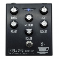 Ashdown Triple Shot Drive Bass Overdrive