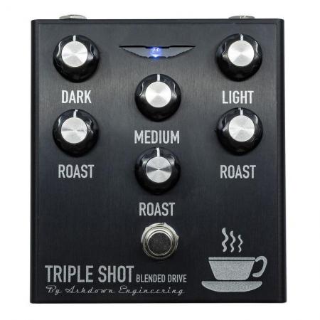 Ashdown Triple Shot Drive Bass Overdrive