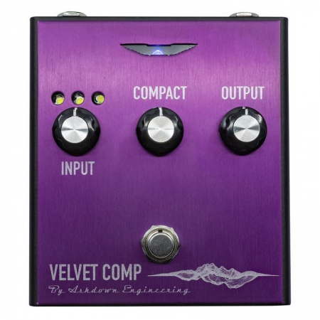 Ashdown Velvet Bass Compressor