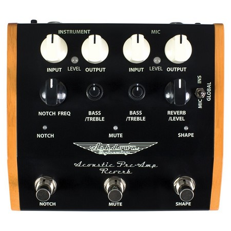 Ashdown Woodsman Acoustic Preamp/Reverb