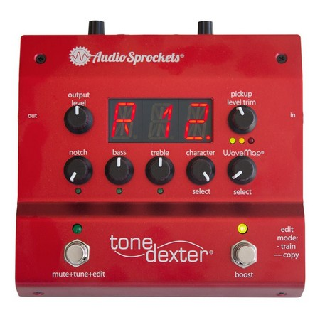 Audio Sprockets ToneDexter Acoustic Preamp