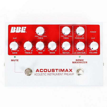 BBE Acoustimax Acoustic Preamp