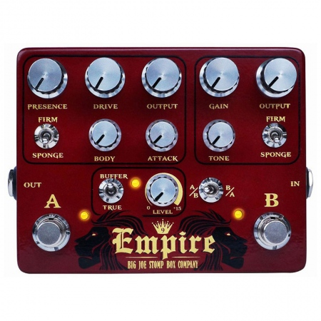 Big Joe B-502 Empire Overdrive