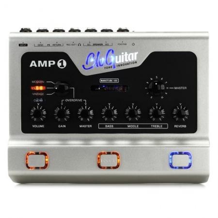BluGuitar AMP1 Mercury Edition 100-watt Pedalboard Amp