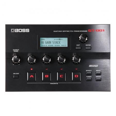 Boss GT-001 Guitar Multi-Effects Processor