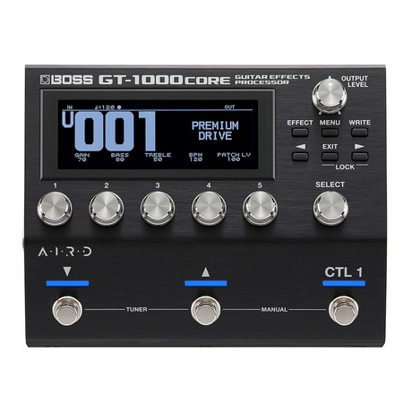Boss GT-1000 CORE Guitar Effects Processor