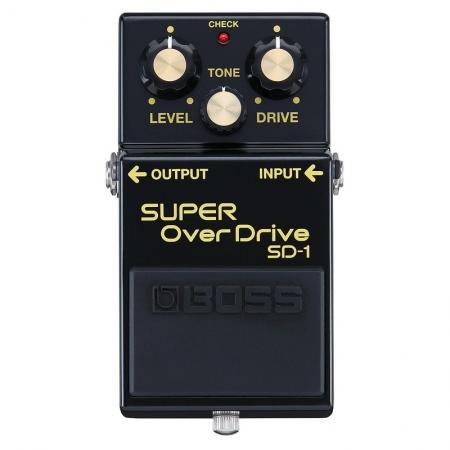 Boss SD-1-4A Super OverDrive