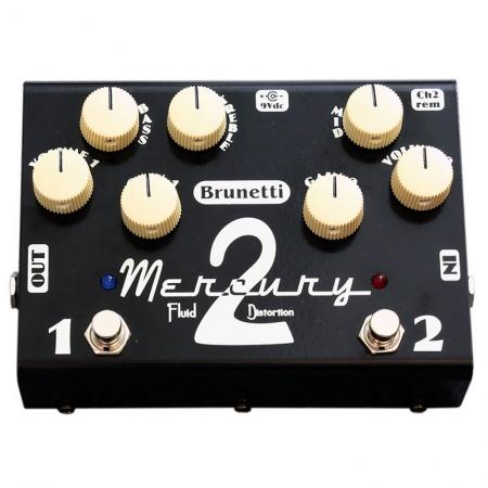 Brunetti Mercury Box 2 Overdrive