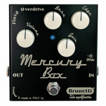 Brunetti Mercury Box Overdrive