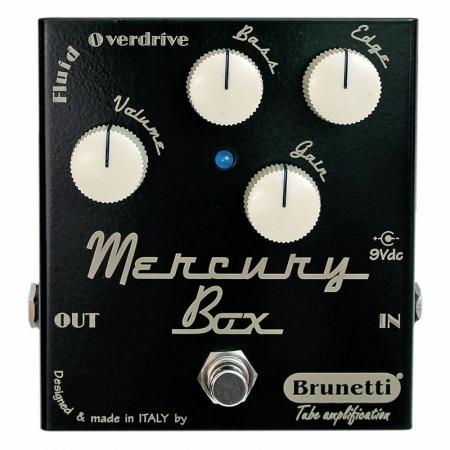 Brunetti Mercury Box Overdrive