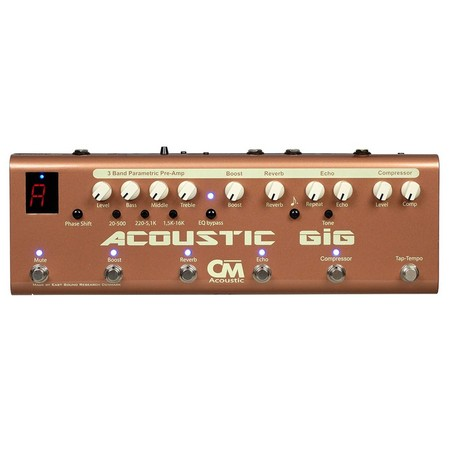 Carl Martin Acoustic GiG Acoustic Guitar Effects Processor