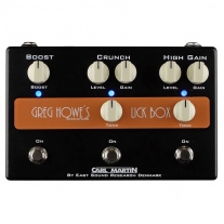 Carl Martin Greg Howe's Lick Box Distortion