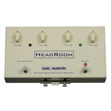 Carl Martin Headroom Reverb