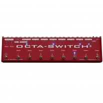 Carl Martin Octa-Switch MK2