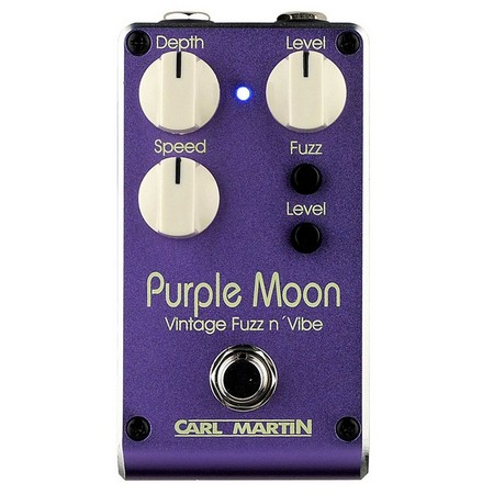 Carl Martin Purple Moon Version Fuzz n' Vibe