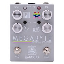 Caroline Megabyte Lo-Fi Delay Computer