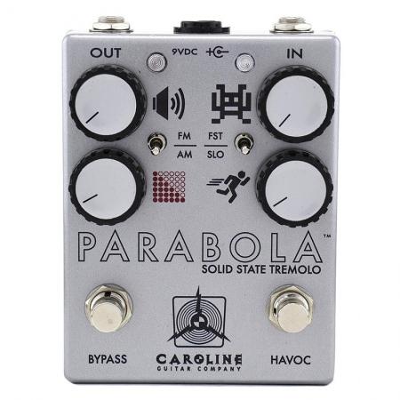 Caroline Parabola Solid State Tremolo