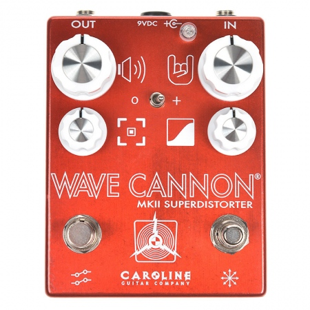Caroline Wave Cannon MK2 Superdistorter Distortion