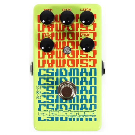 Catalinbread CSIDMAN Delay