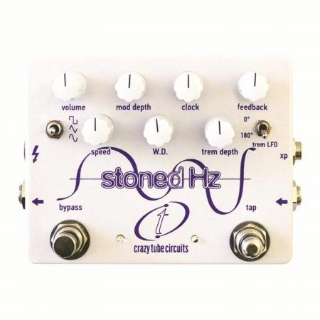 Crazy Tube Circuits Stoned Hz Flanger/Chorus